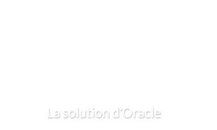 La solution d'oracle